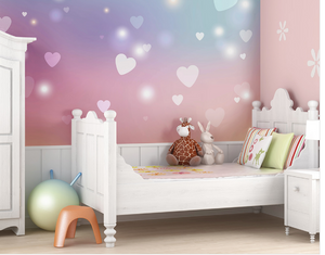 Sweethearts Ready Made Wall Mural