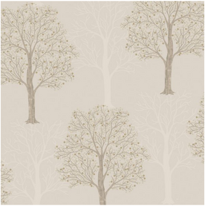 This Vinyl wallpaper is removable and adds depth and warmth to any wall. These trees will come to life on your walls.