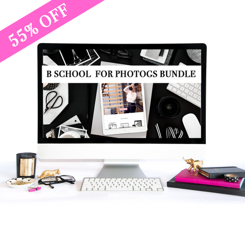 Business School Bundle For Photogs (55% OFF)
