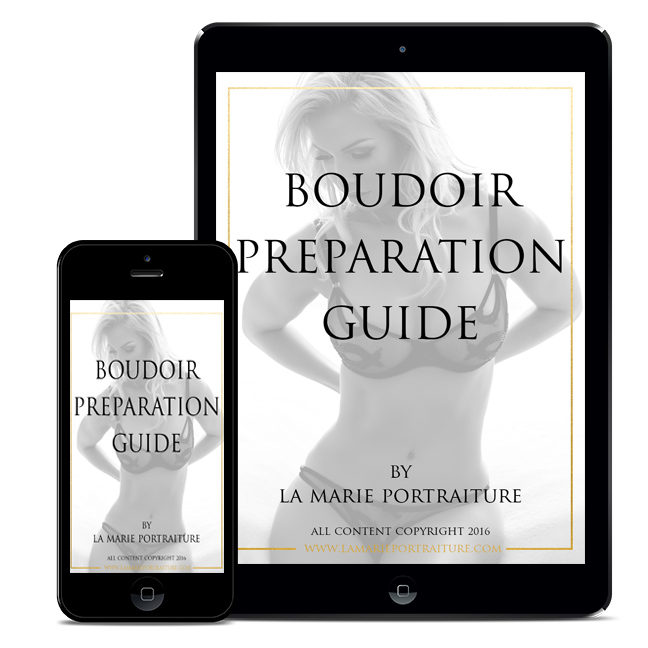 Boudoir Client Prep Guide (GUIDE ONLY)