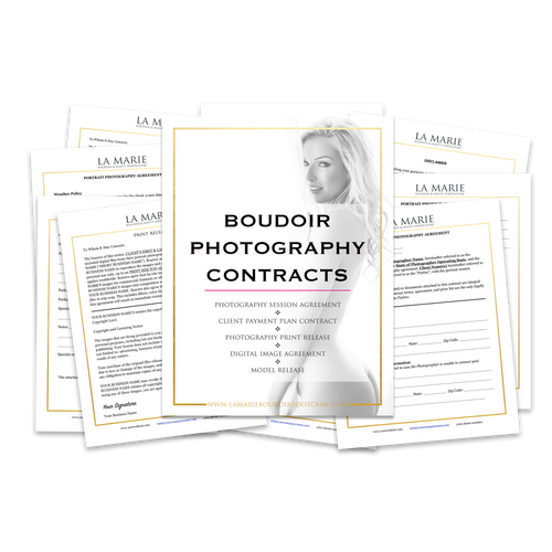 Photography Contract Bundle