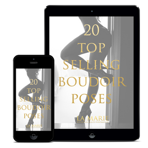 20 Top Selling Boudoir Poses Guide