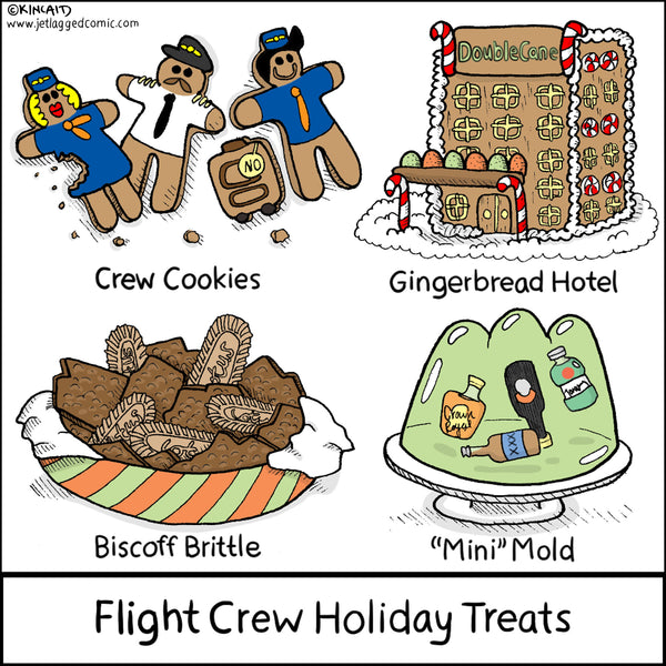 Flight Crew Treats