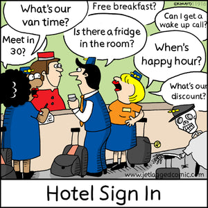 """Hotel Sign In"" 16036 Digital Download"