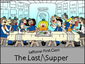 """The Last Left Over First Class Supper"" 18014 Digital Download"