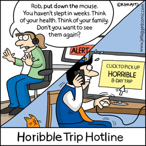 """Horrible Trip Hotline"" 18036 Digital Download"