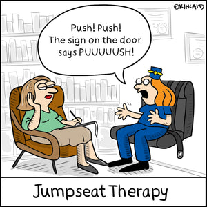 """Jumpseat Therapy"" 18042 Digital Download"