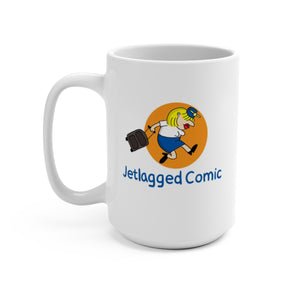 """Bathroom Break"" Collector's Mug"