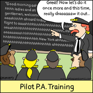 """Pilot PA Training"" 14043 Digital Download"