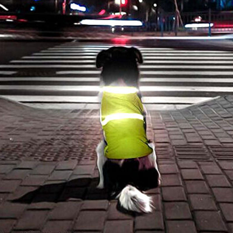 Pet Safety Reflective Vests