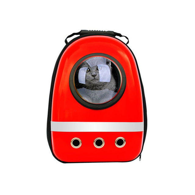 Capsule Backpack For Cat And Dog