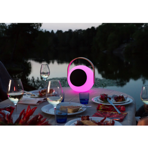 Oslo Wireless Speaker Lantern