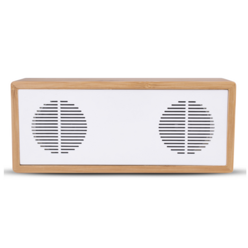 Stockholm Wireless Bamboo Speaker
