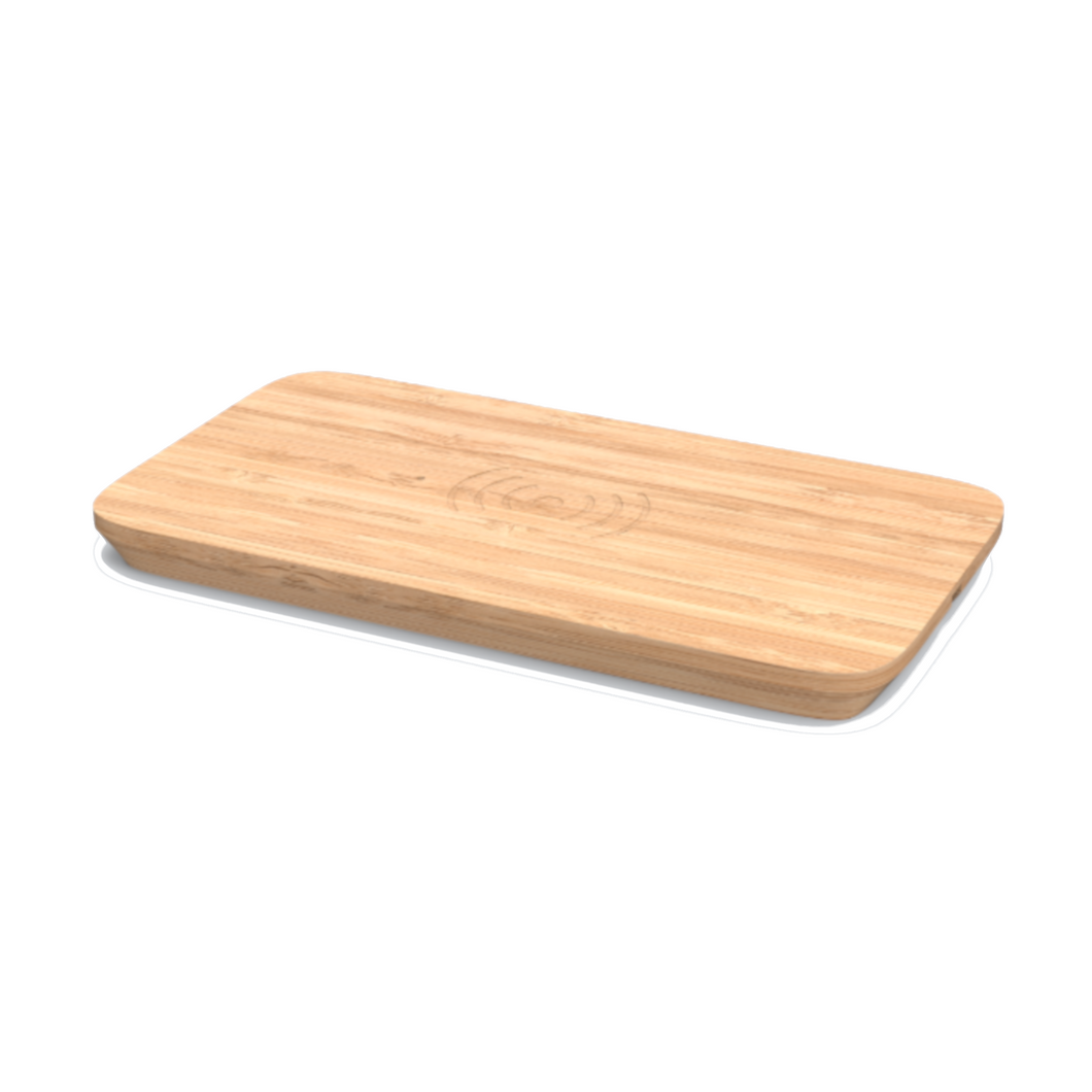 Stockholm Bamboo Wireless Charger