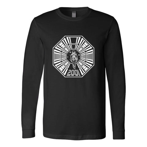 2001 Space Odyssey Epic Adventure Exploration Ultimate Stanley Kubrick Arthur C Clarke Long Sleeve T-Shirt