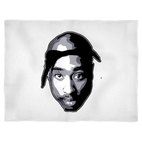 2pac Rap Hip Hop Los Angeles Shakur Band Boys Music Blanket