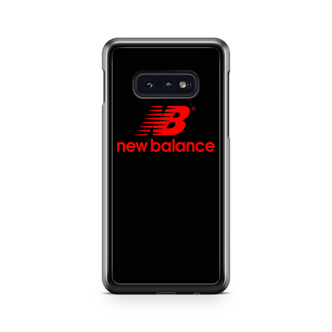 90s New Balance Navy Logo Made In Usa Samsung Galaxy S10 Case