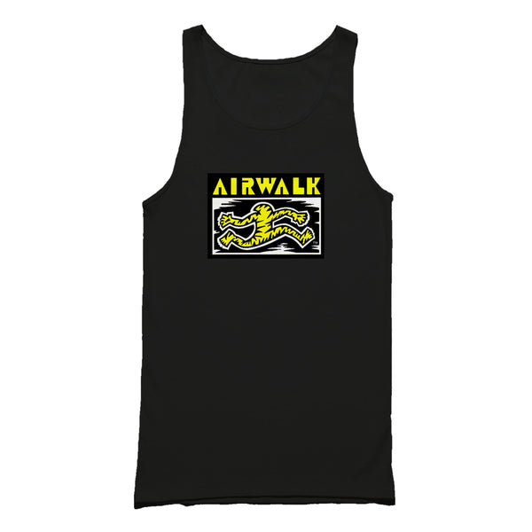 Airwalk Logo Hip Hop Tank Top