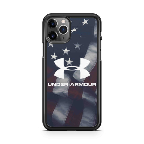 American Flag Under Armour iPhone 11 Pro Max Case