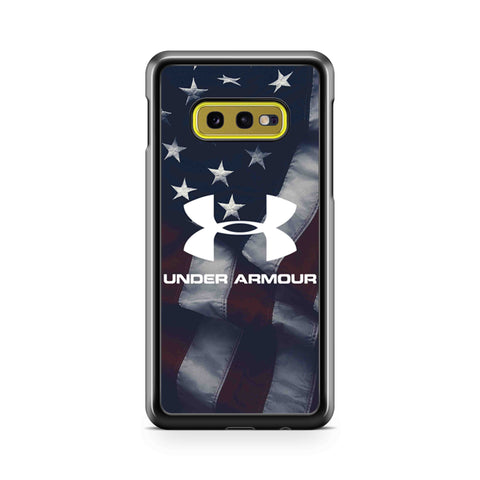 American Flag Under Armour Samsung Galaxy S10 Case