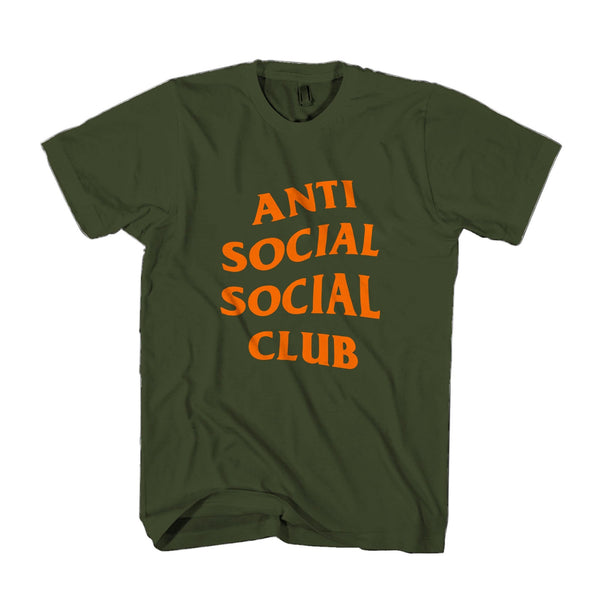 Anti Social Social Club Man's T-Shirt