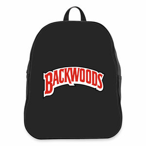 Backwoods Marijuana Rapper School Backpacks Bag