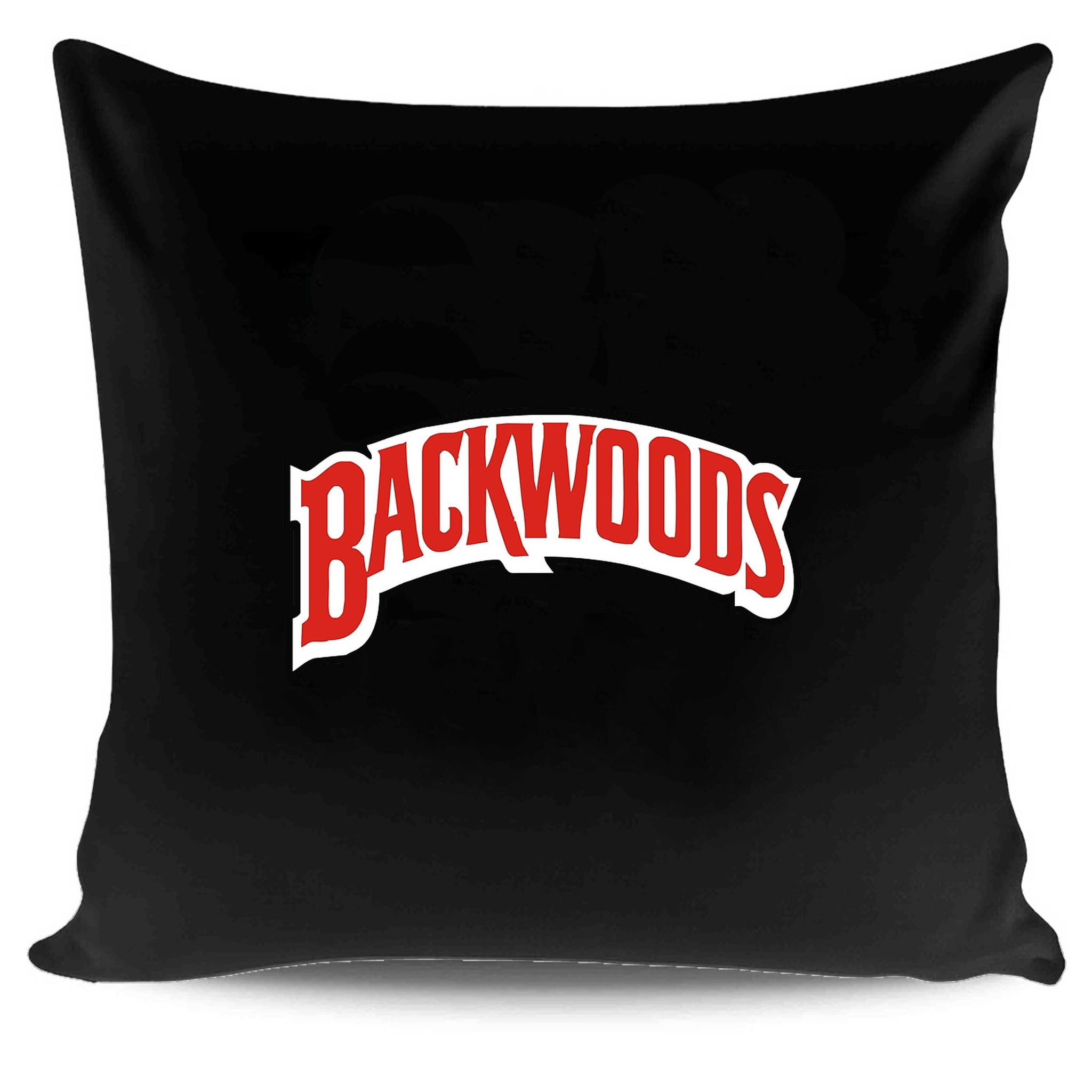 Backwoods Marijuana Rapper Pillow Case Cover