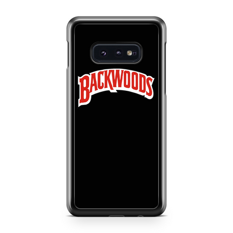 Backwoods Marijuana Rapper Samsung Galaxy S10 Case