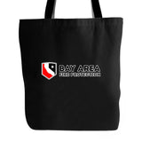 Bay Area Gothic San Jose Oakland Tote Bag
