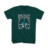 Bicycle Repair Man Monty Python Super Hero Comics Tv Show Comedy Flying Circus Michael Palin Funny Silly Man's T-Shirt