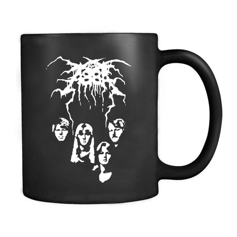 Black Metal Funny Abba Darkthrone Humor Saying Proverbs Tea Heavy Metal Awesome Slogan Mug