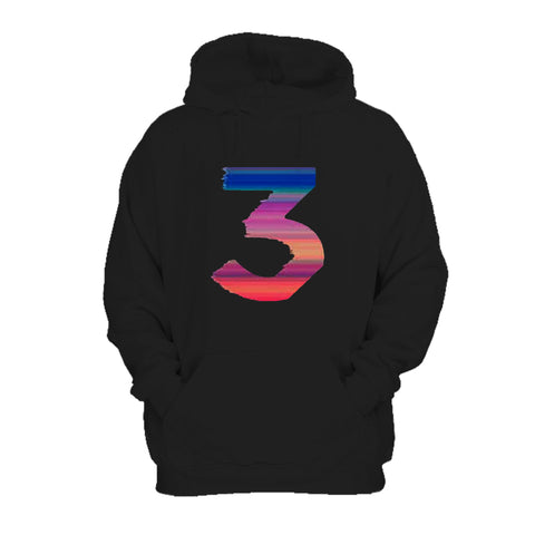 Chance The Rapper Coloring Book 3 Unique Hoodie