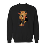 Cleopatra Of Egypt Mythology Ancient God Goddess Pharaoh Sweatshirt