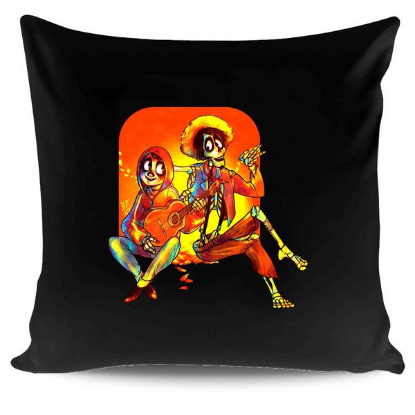 Coco Pixar Disney Art Pillow Case Cover
