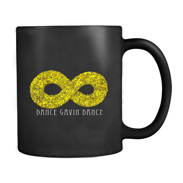 Dance Gavin Dance Summertime Gladness Kiss Your Butt Goodbye Graphic Mug