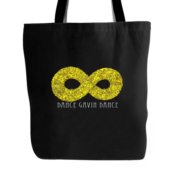 Dance Gavin Dance Summertime Gladness Kiss Your Butt Goodbye Graphic Tote Bag