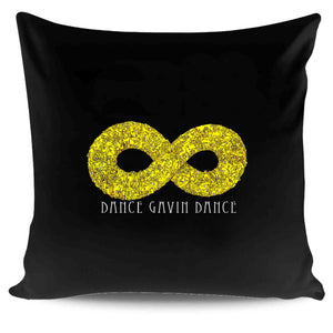 Dance Gavin Dance Summertime Gladness Kiss Your Butt Goodbye Graphic Pillow Case Cover