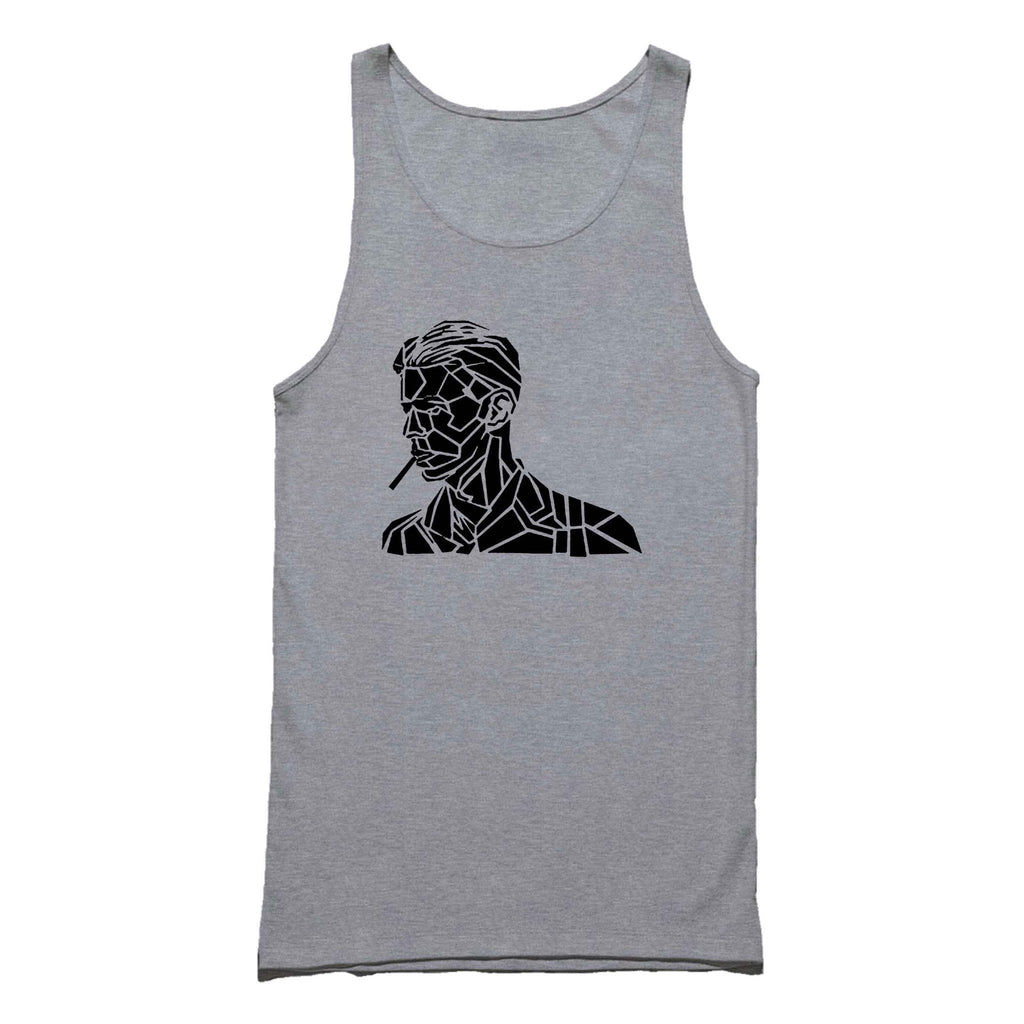 David Bowie Space Oddity Tank Top