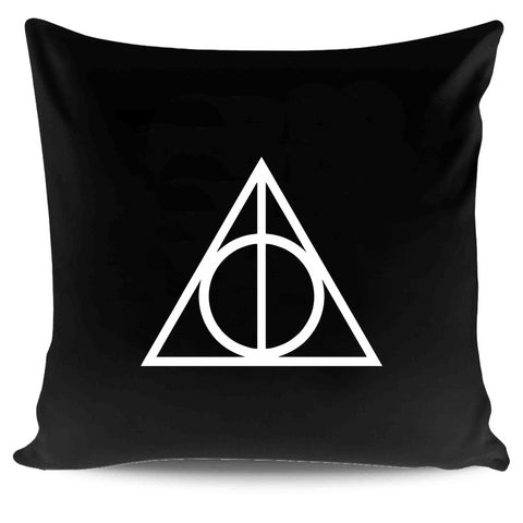 Deathly Hallows Triangle GTT Pillow Case Cover