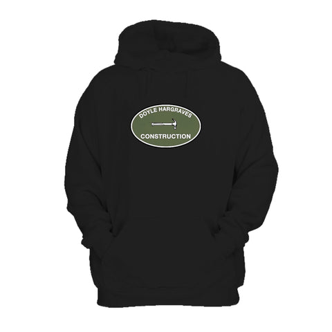 Doyle Hargraves Construction Sling Blade Movies Hoodie