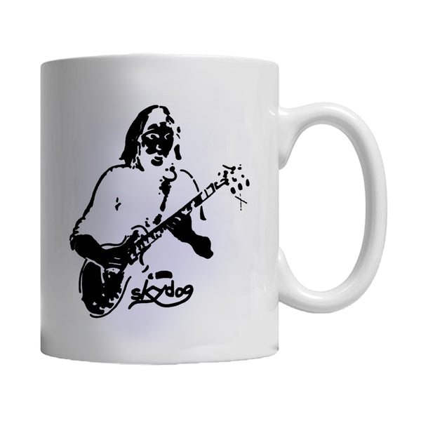 Duane Allman Bross Skydog Brothers Band Guitarist Classic Rock Music Icon Mug