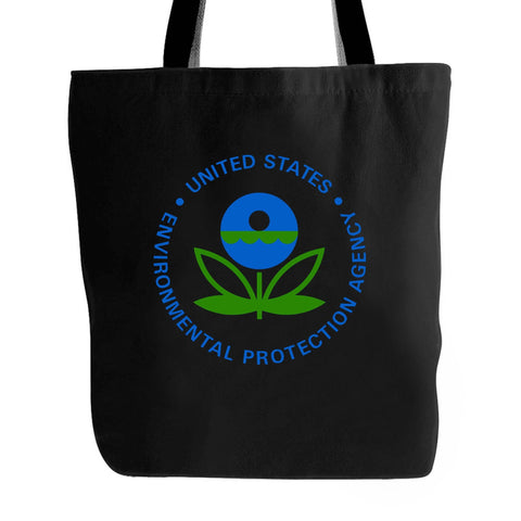 Epa Us Environmental Protection Agency Logo Government United States Tote Bag