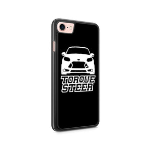 Focus St Torque Steer Cars Ford Fiesta Rs Hatchback Iphone 8 CasePlus / 5 / 5S / 5C Case