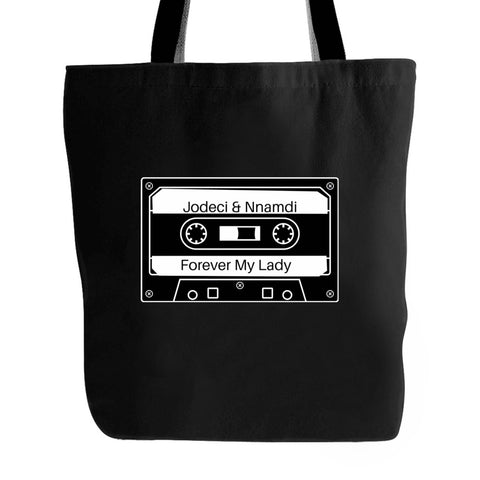 Forever My Lady Jodeci Hip Hop Tote Bag