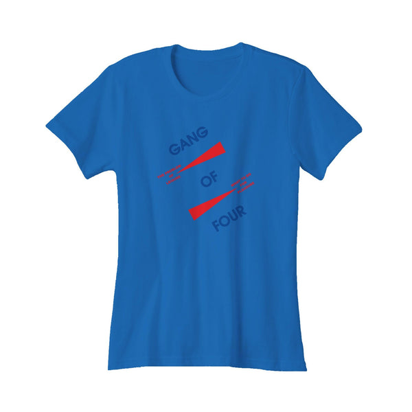 Gang Of Four Band Rock Vintage Women's T-Shirt