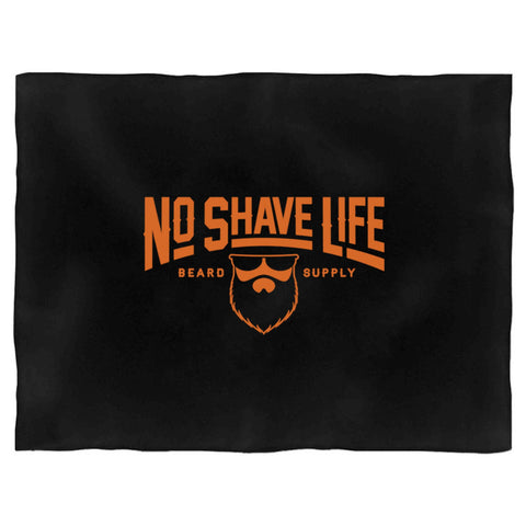 Gearhead Shave Life Beard Co Brand Blanket