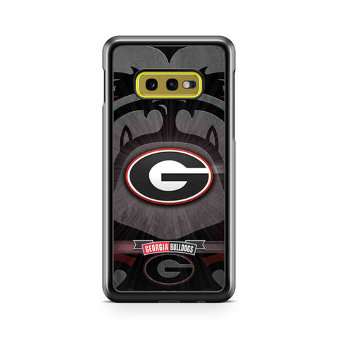 Georgia Bulldogs Samsung Galaxy S10 Case