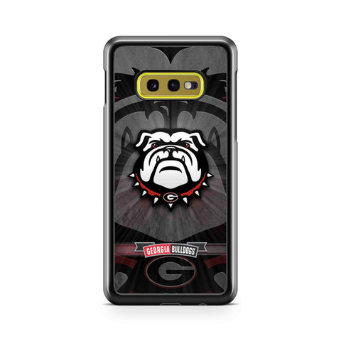 Georgia Bulldogs Uga 2 Samsung Galaxy S10 Case
