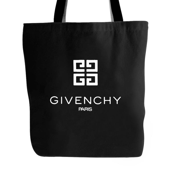 Givenchy Paris Logo Tote Bag