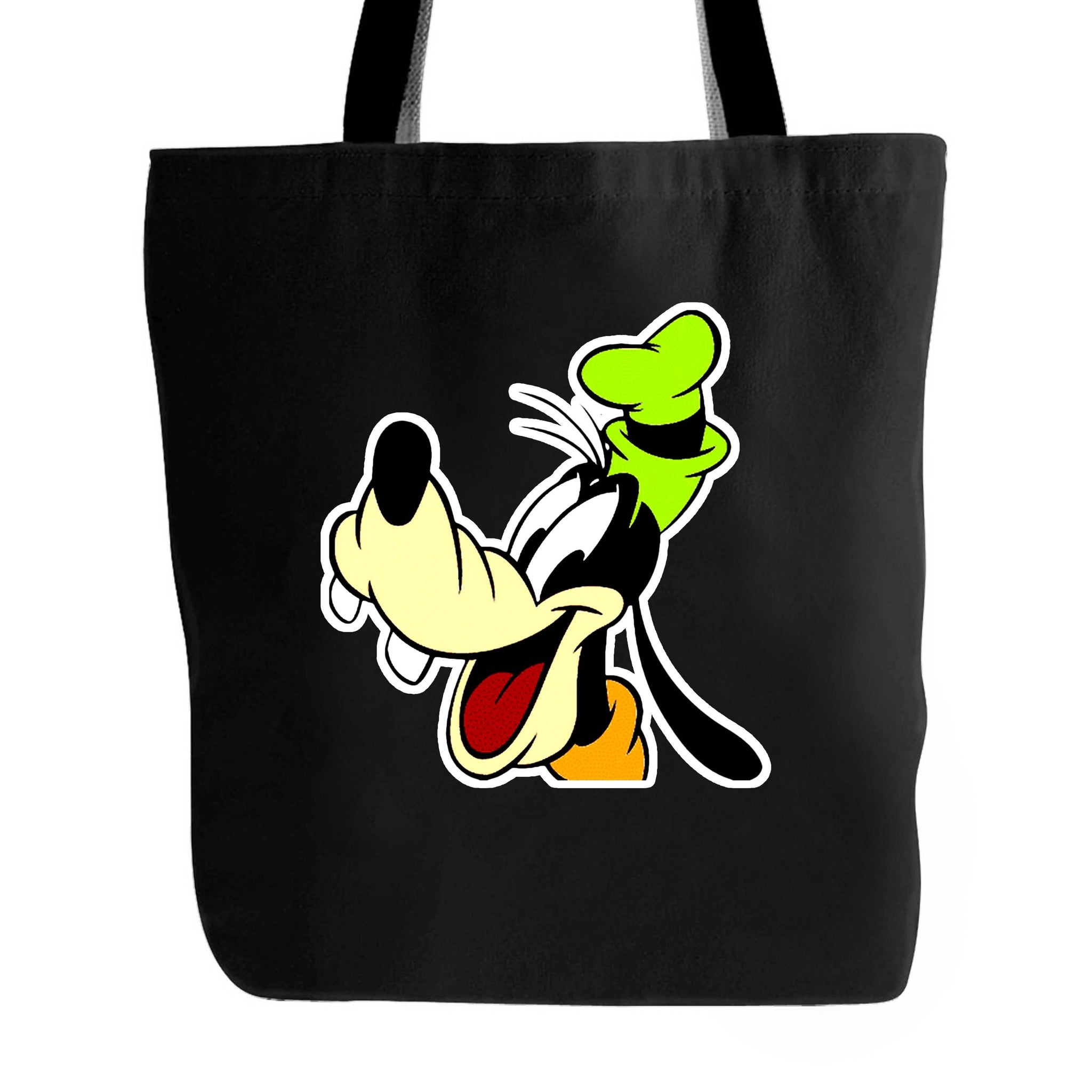 Goofy Face Classic Disney Gift Ideas Tote Bag